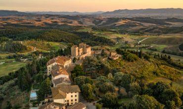 Castelfalfi Golf Resort, un sogno