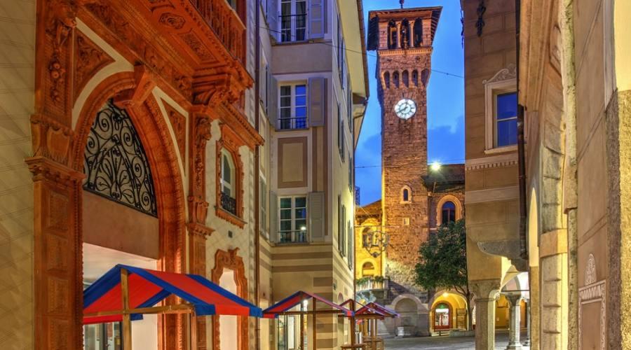 Piazza Nosetto - Bellinzona