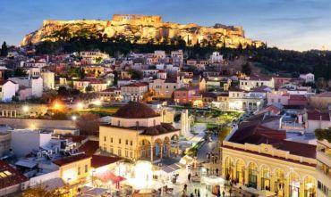 Capodanno 2021 nella capitale greca e mini tour