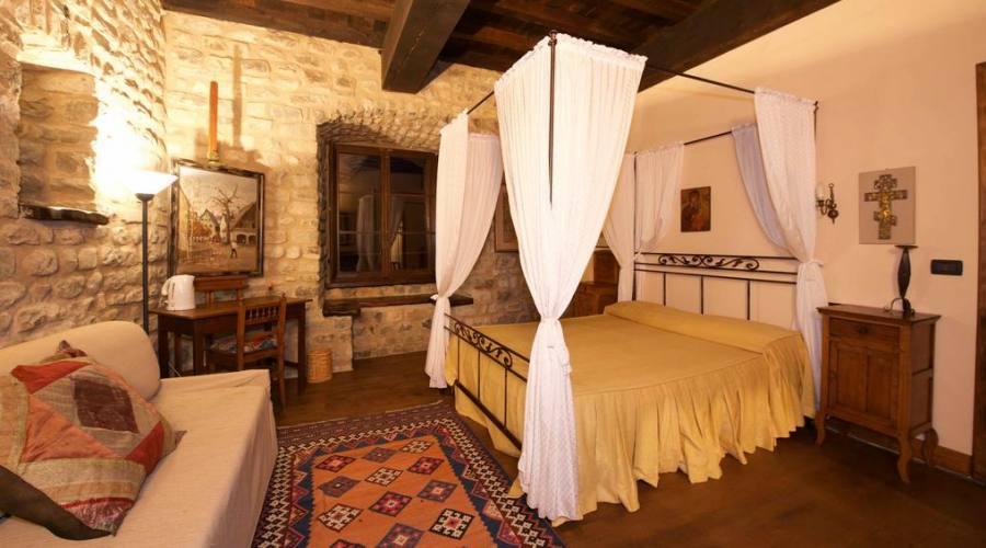 camera nel castello