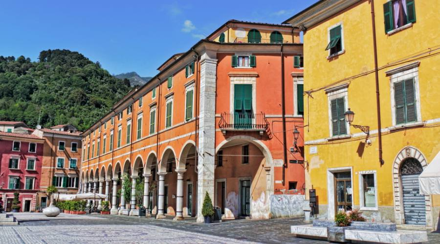 Carrara P.zza Alberica