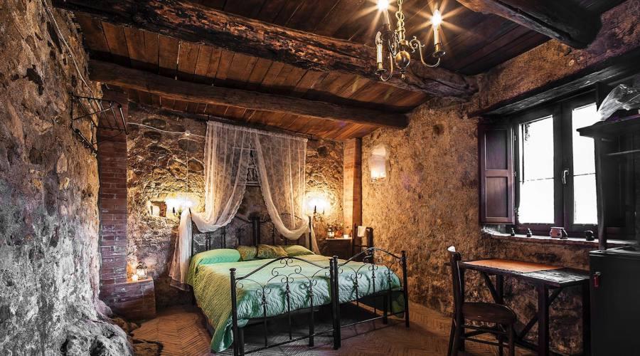 Camera tipo della dimora storica