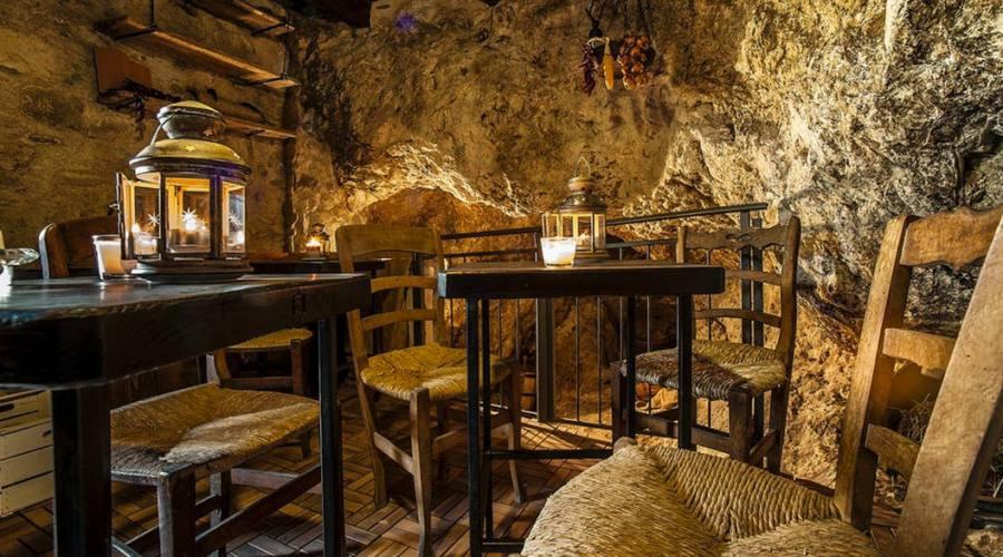 Grotta di degustazione