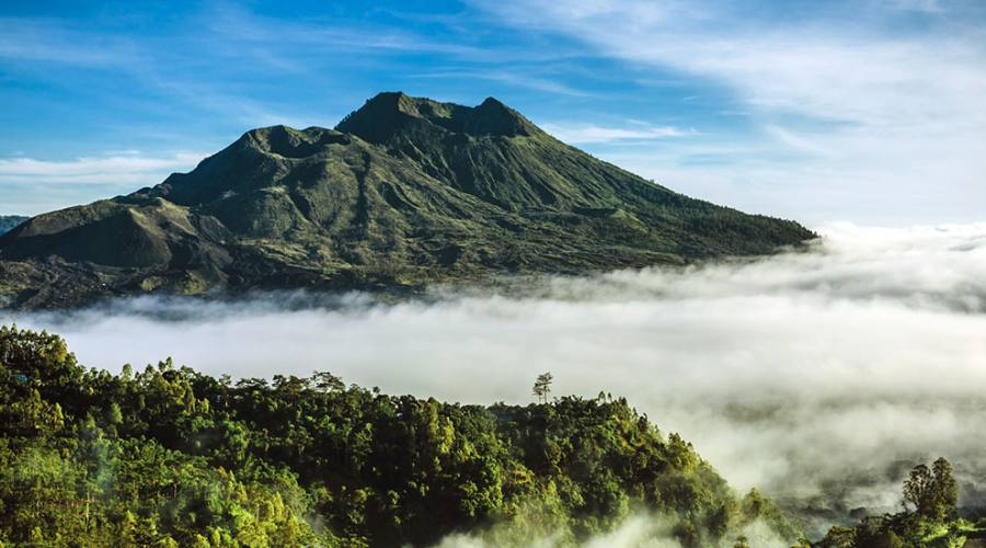 vulcano Kintamani