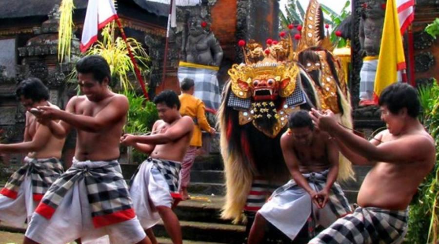 danza barong e keris