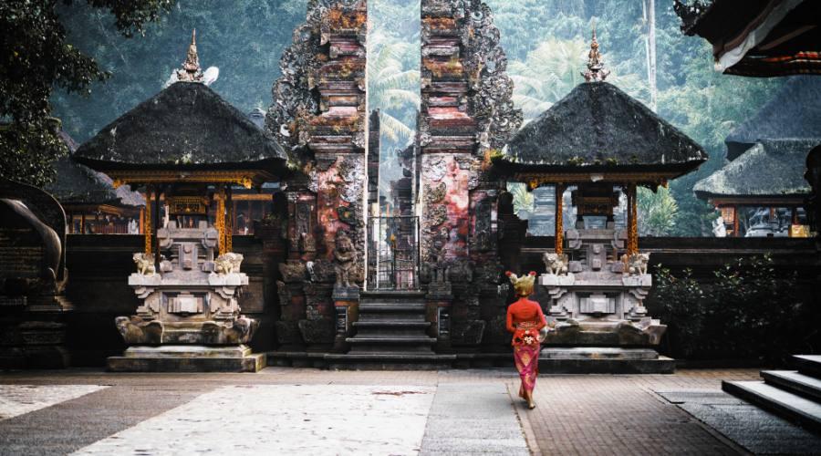 tempio tirta empul