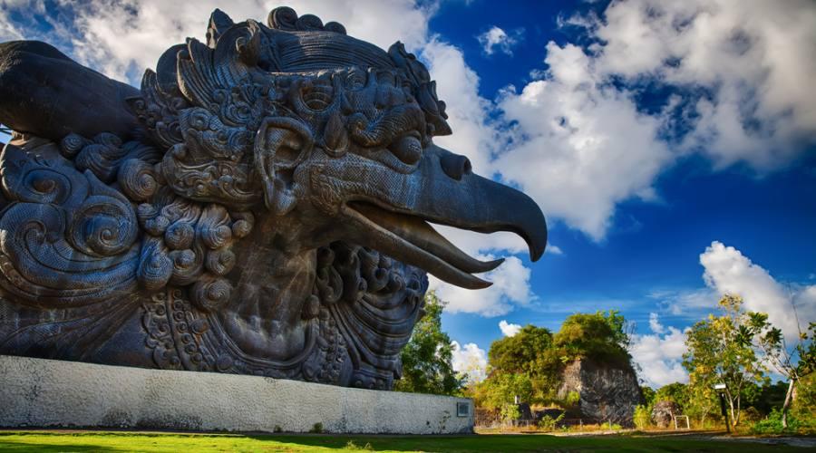 parco culturale garuda wisnu