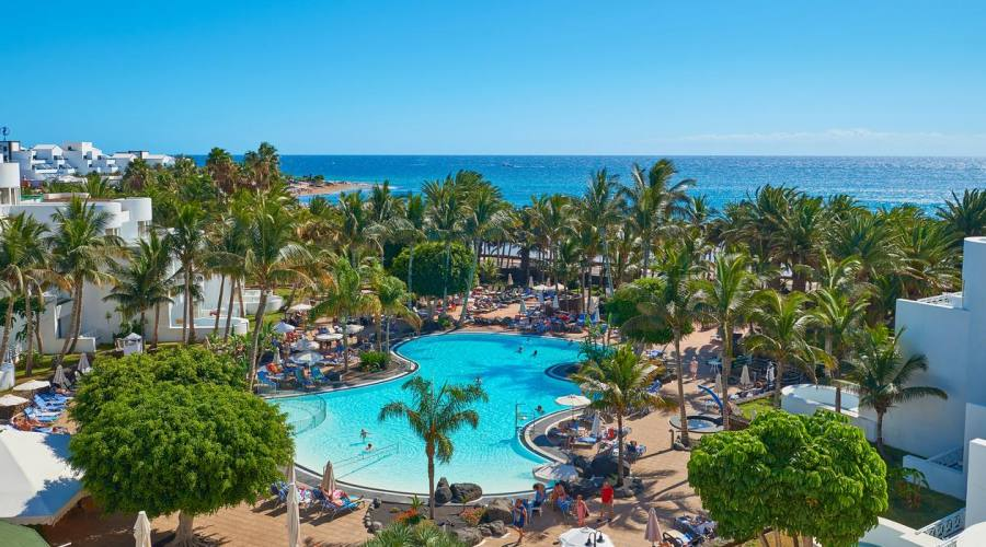 Hotel La Geria - piscina