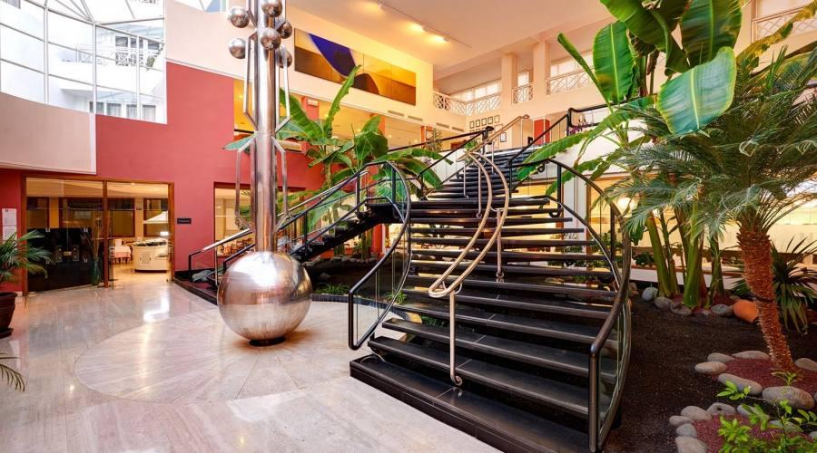 Hotel La Geria - hall