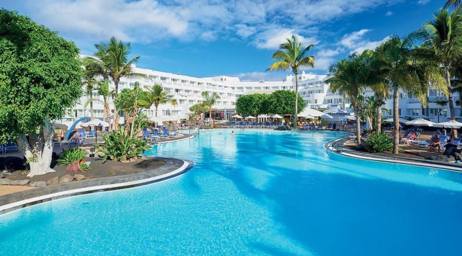 Hotel La Geria- piscina