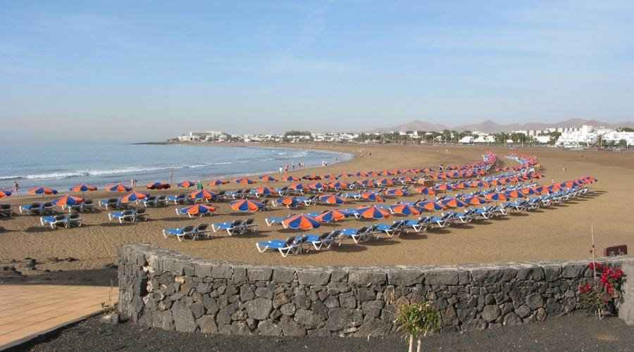 Hotel La Geria - spiaggia