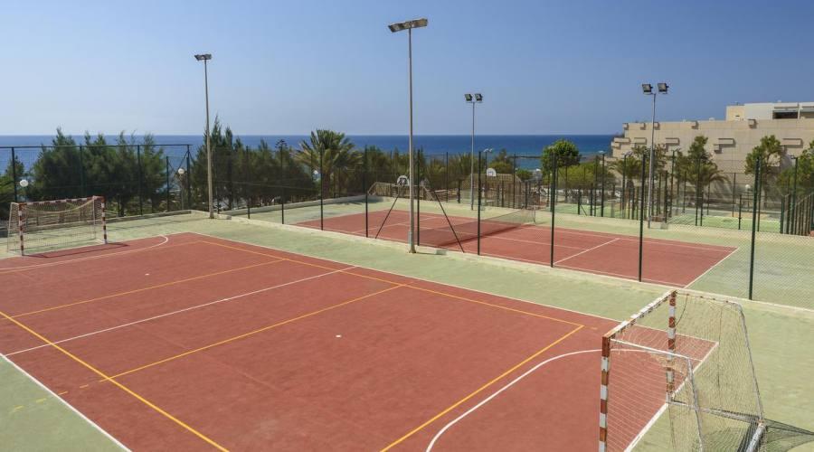 Occidental Lanzarote Playa - campi da tennis