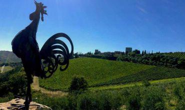 Un weekend nella zona del Chianti fra Castelli e vino