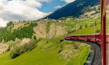 Super offerta Trenino Rosso del Bernina