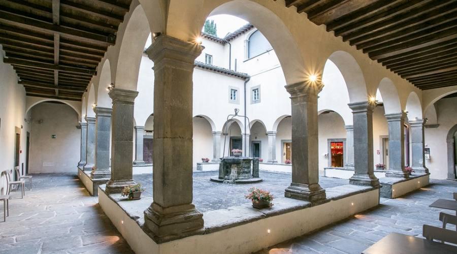 Casa del Chianti Classico - il Chiostro