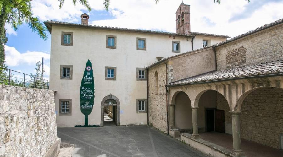 Casa del Chianti Classico - esterni
