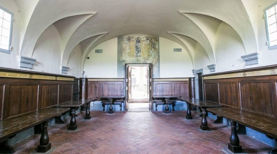 Casa del Chianti Classico - refettorio