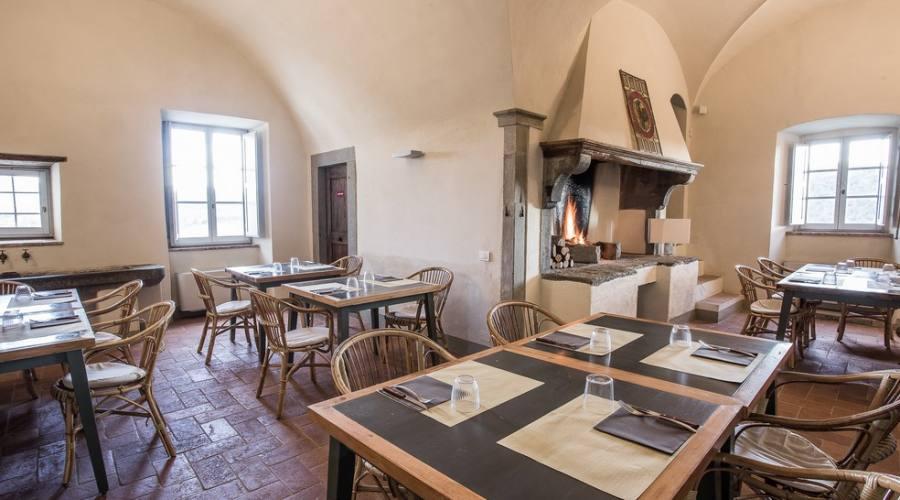 Casa del Chianti Classico - la sala del camino