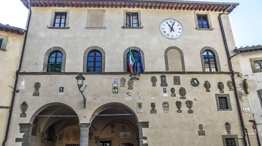 Palazzo comunale Radda