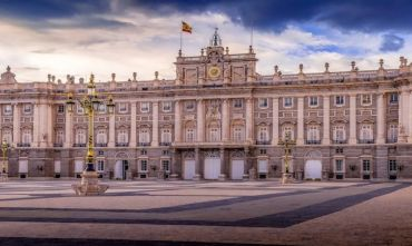 Partenza da Madrid: Tour Triangolo D'Oro