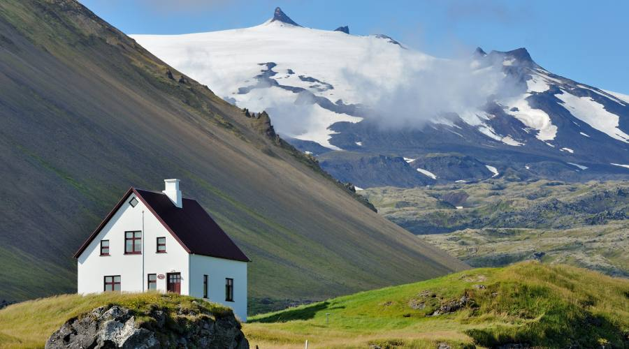 Penisola di Snæfellsnes