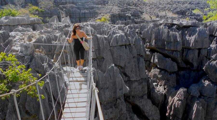 Tsingi del Parco Ankarana