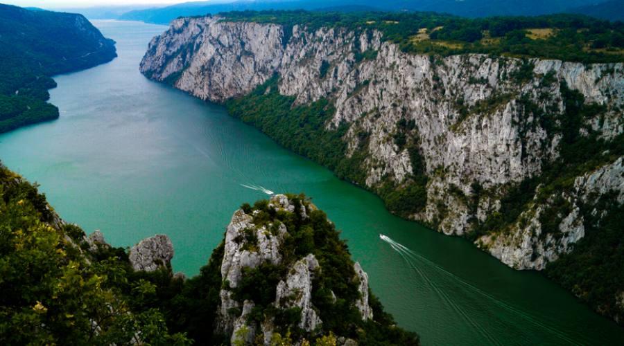 Danubio, le Porte di ferro