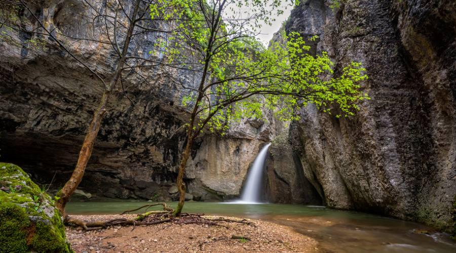 Veliko Tarnovo , cascate