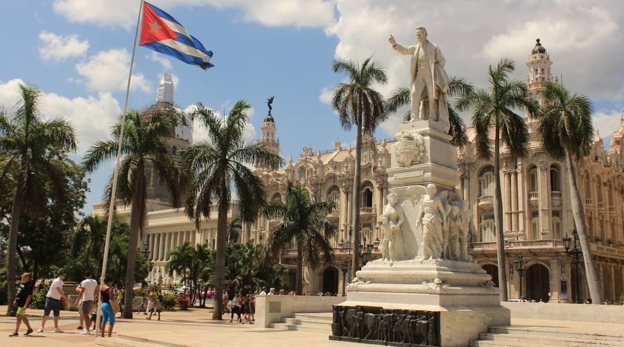 Parque Central all'Havana