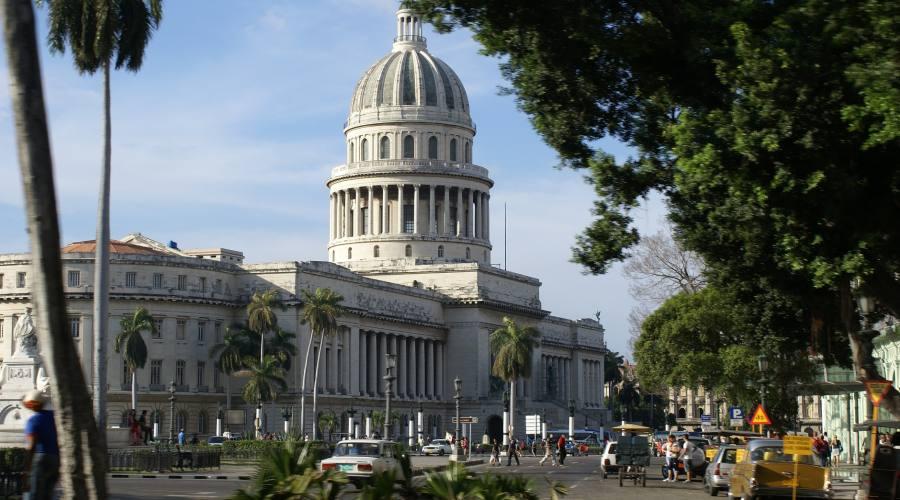 Il Campidoglio all'Havana
