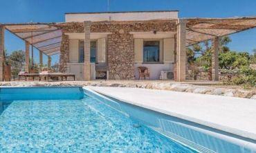 Villa Pajara Privata, 1 Camera 2+2 posti letto, Piscina, a 2 km dal mare, Uso Esclusivo
