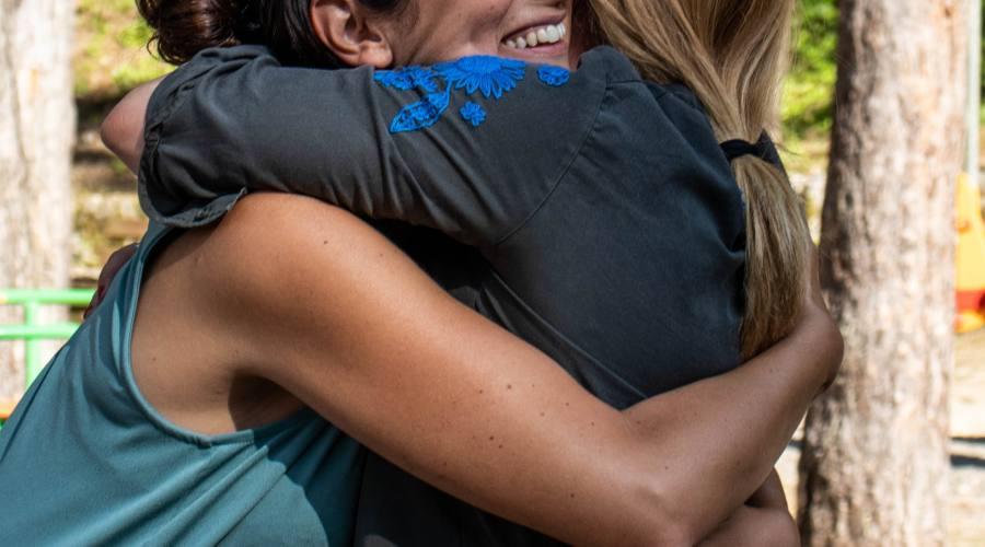 L'abbraccio