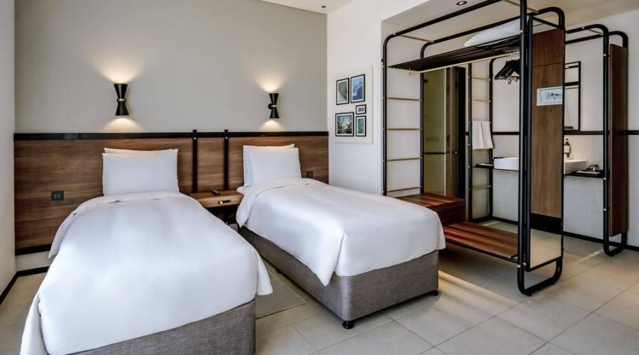 Form Hotel una camera
