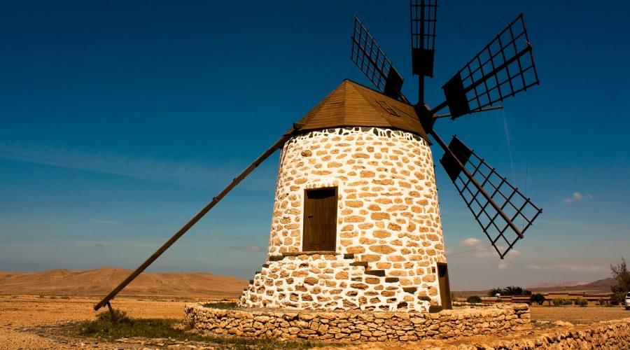 Mulini a vento di Fuerteventura
