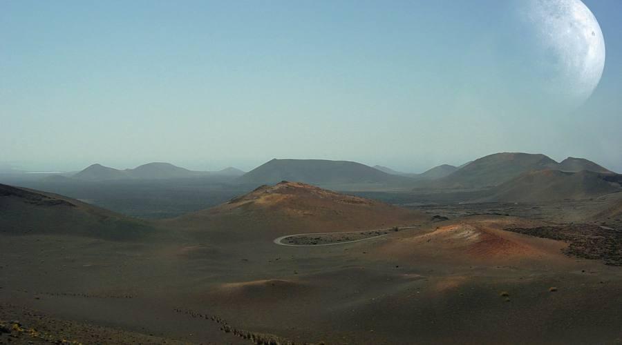 Timanfaya: benvenuti sulla luna a Lanzarote