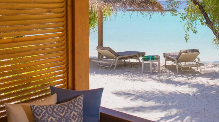 terrazza (bungalow deluxe fronte spiaggia)