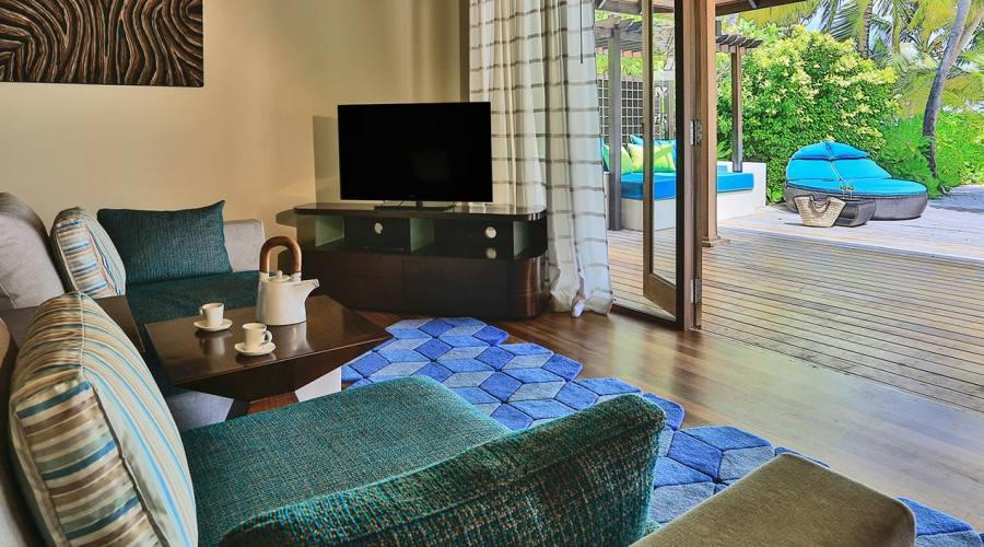 soggiorno (residence kurumba con due camere da letto)