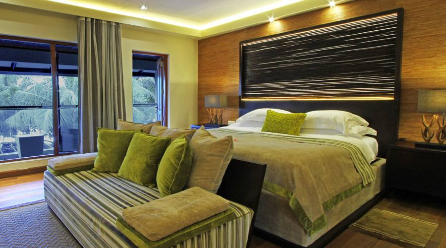camera doppia (villa familiale)