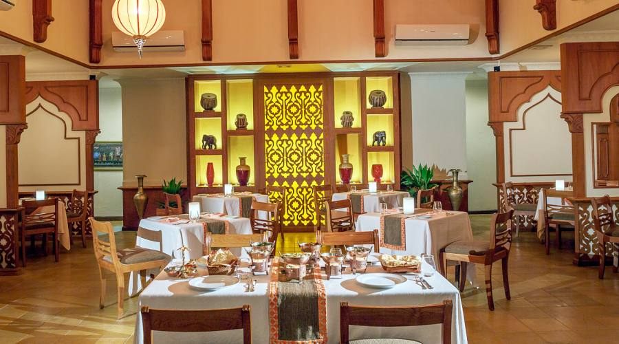 ristorante (mahal)