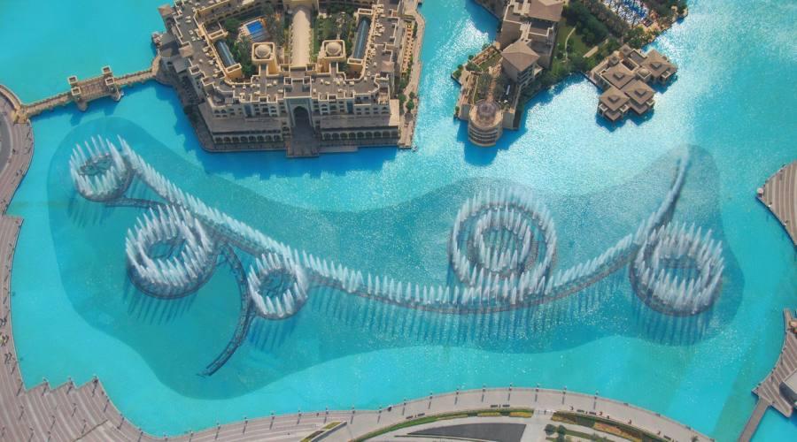 Dubai Fountans