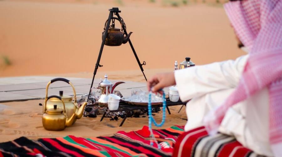 Ospitalità nel deserto