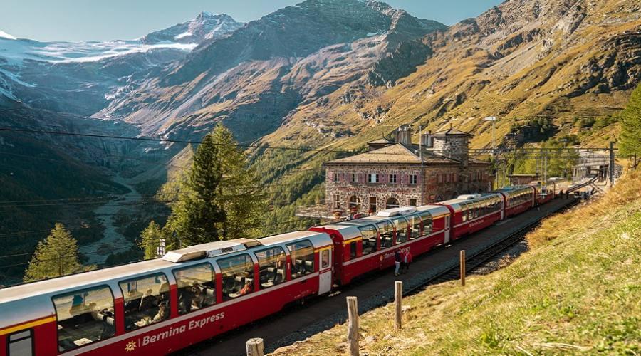 Trenino Bernina Express