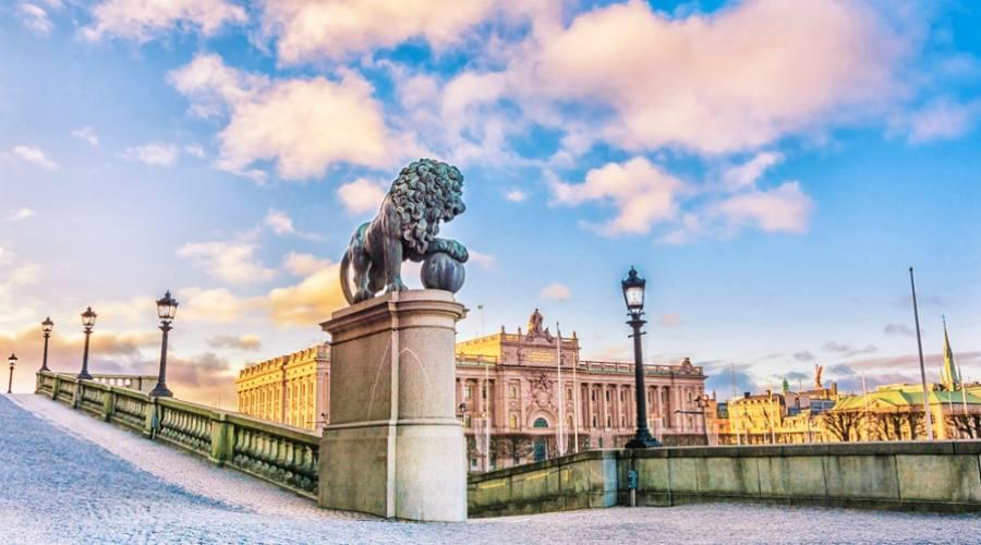 Palazzo Reale - Stoccolma