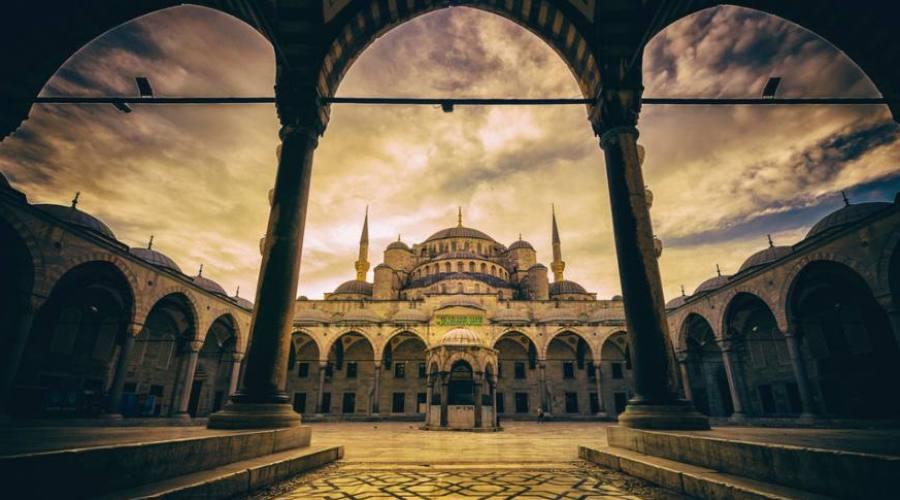 moschea nlu di sultan ahmed