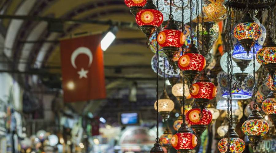 Lampade tradizionali Grand Bazaar