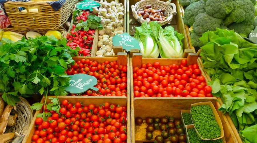 Il mercato ad Amsterdam