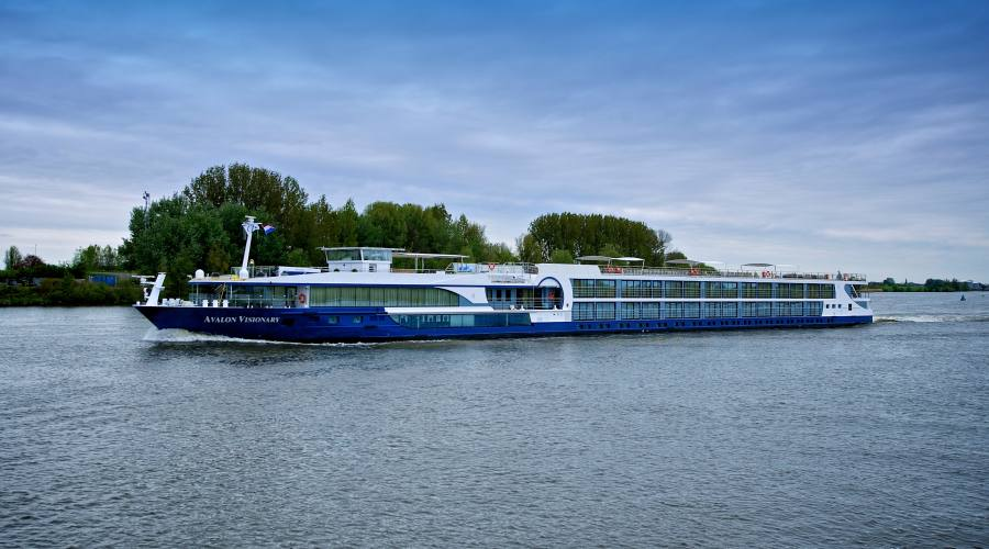 Le navi Avalon Wateways