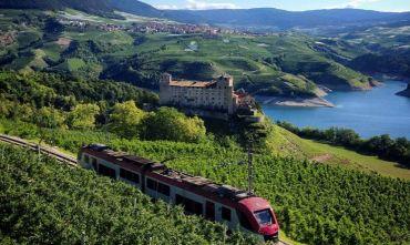 Viaggio organizzato Trenino dei Castelli della Val di Non