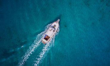 In viaggio in barca a vela con il Coach