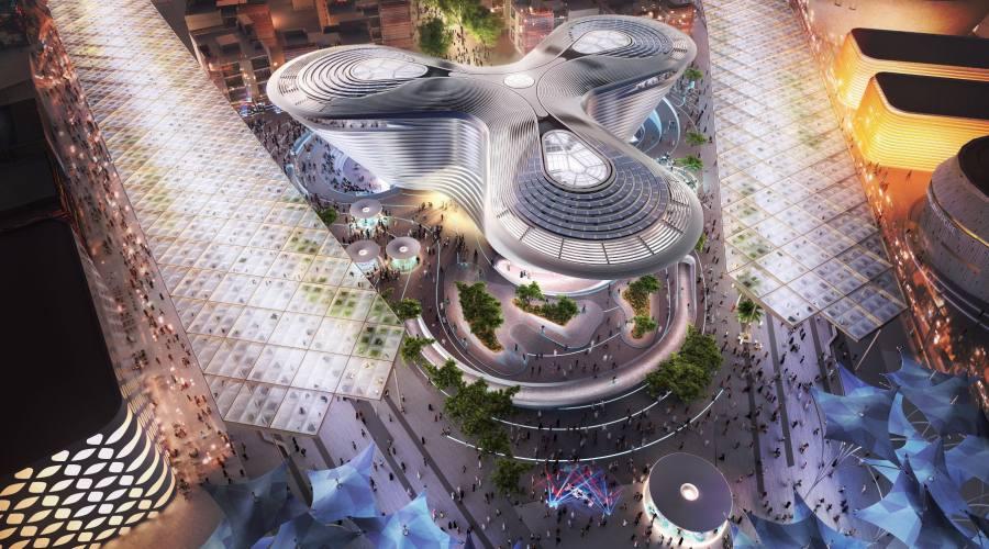 Expo Dubai Padiglione Mobility